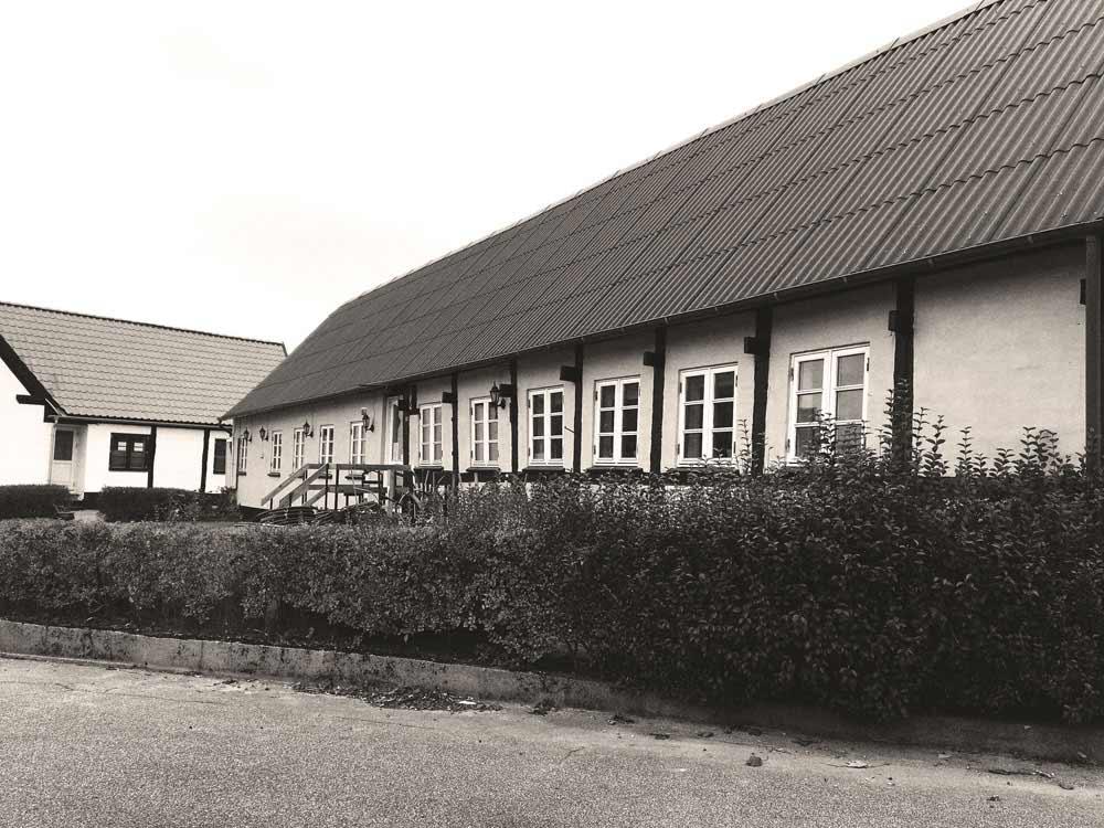 Restaurant Nordby 13 - Bygningen